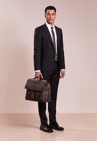 HUGO - HARTLEYS - Pantalón de traje - black - 1