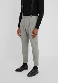 HUGO - FARLYS - Suit trousers - open grey - 0