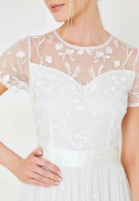 BEAUUT - Vestido de fiesta - white - 3
