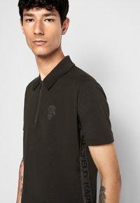 KARL LAGERFELD - Polo shirt - black - 5
