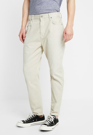 RIDGE - Trousers - barley taupe