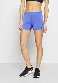 Nike Performance - AEROSWIFT SHORT - Legging - sapphire/black - 2