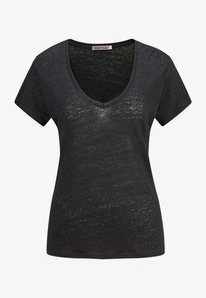 CIARA - Basic T-shirt - black