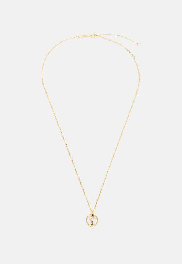 ZODIAC SIGN - Kaulakoru - gold-coloured