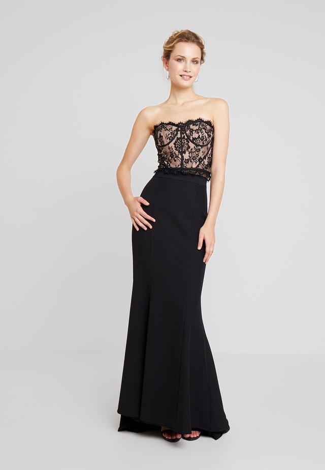 MILAN SET - Společenské šaty - black
