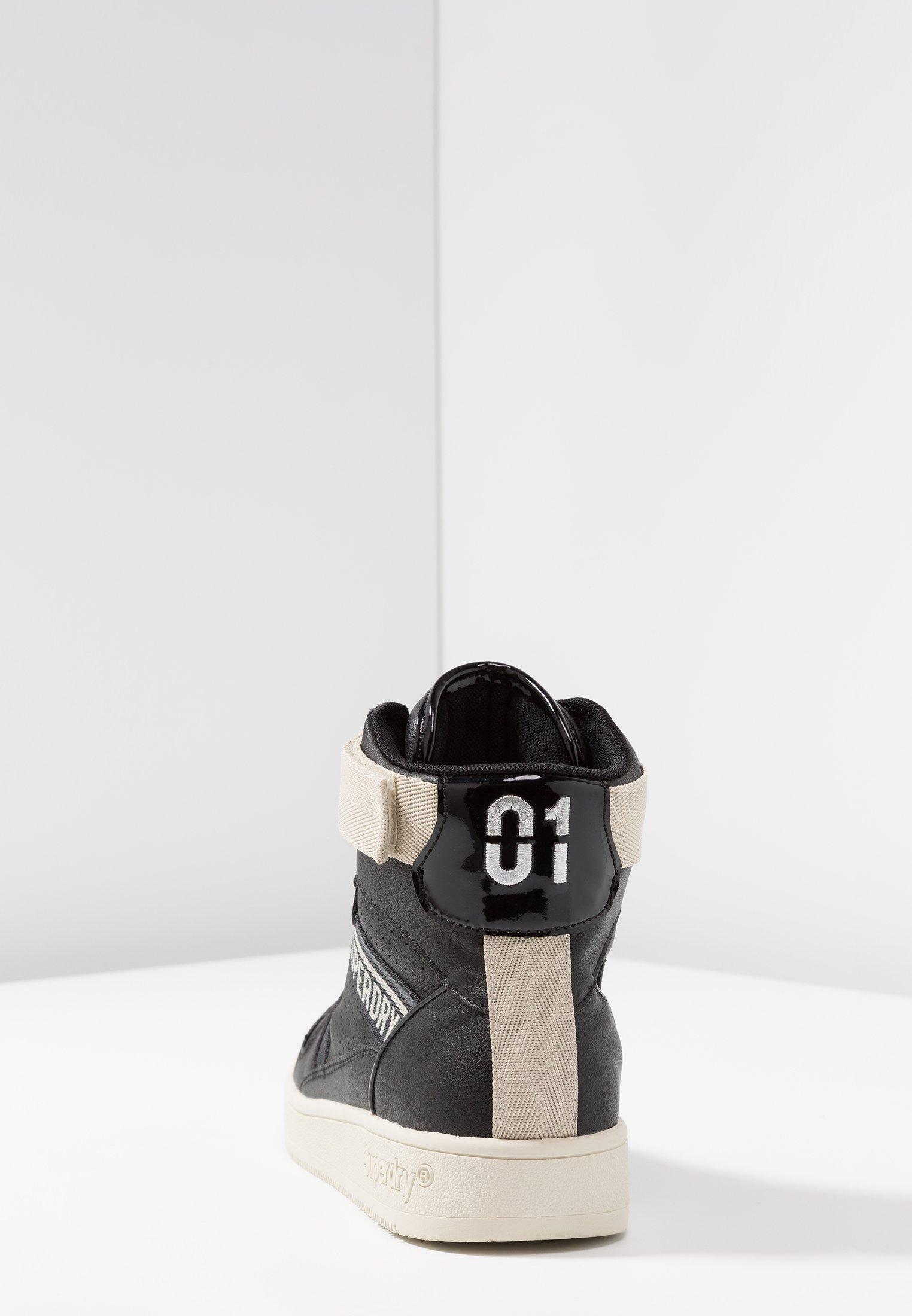 Superdry Urban Top - Sneakers High Black