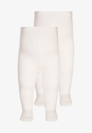 2 PACK - Tights - offwhite