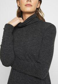 Even&Odd - Jumper dress - mottled grey - 5