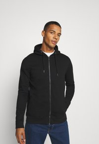 Burton Menswear London - HOOD 2 PACK - Sweatjacke - black - 3