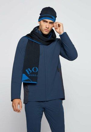 ALBO - Schal - dark blue