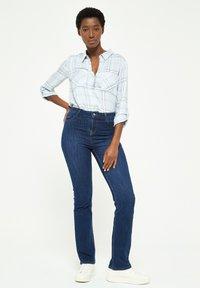 LolaLiza - Straight leg jeans - dark blue - 1