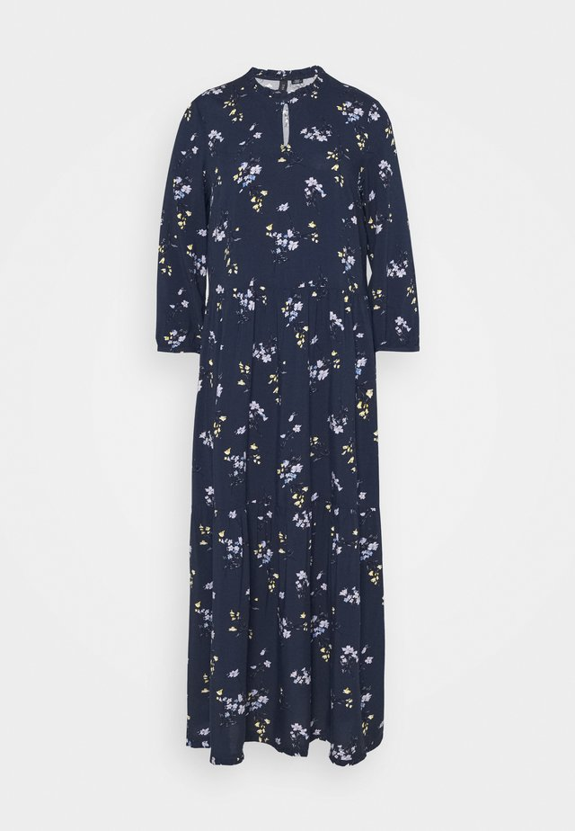 YASPLEANA LONG DRESS SPRING - Day dress - navy blazer