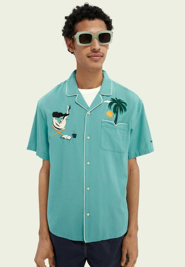 HAWAIIAN - Overhemd - sage