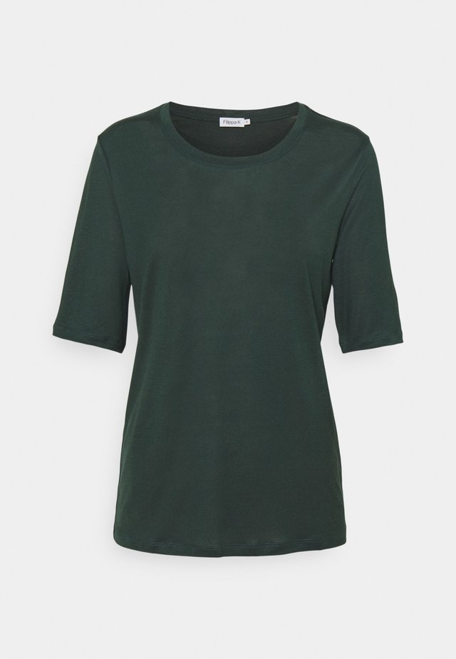 ELENA TEE - T-Shirt basic - green