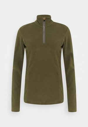 MISMA WOMEN - Fleece jumper - sprout