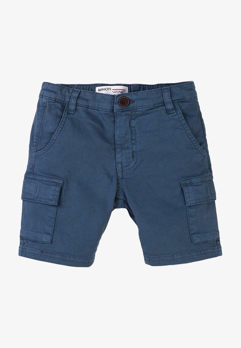 MINOTI - Pantaloni cargo - dark blue