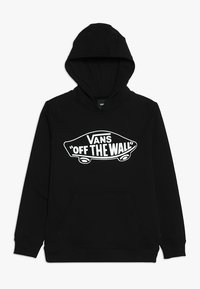 Vans - Hoodie - black-white outline - 1