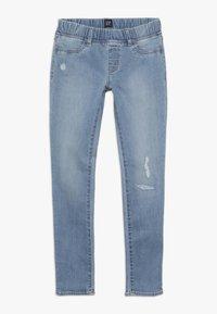 GAP - GIRL - Jeans Skinny Fit - light indigo - 0