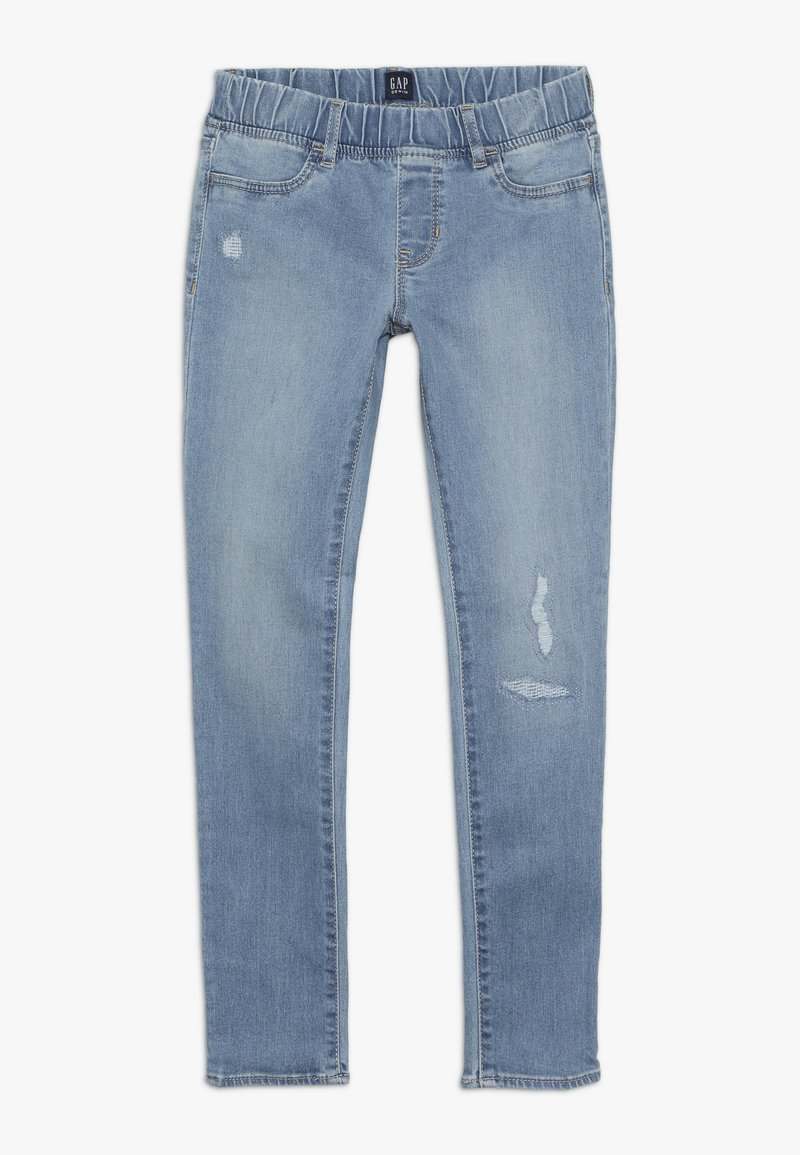 GAP - GIRL - Jeans Skinny Fit - light indigo