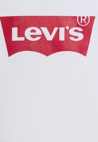 Levi's® - BATWING 2 PACK UNISEX - Body - white/red - 3