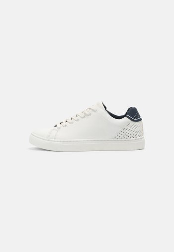 FORZE - Sneakers laag - white/navy