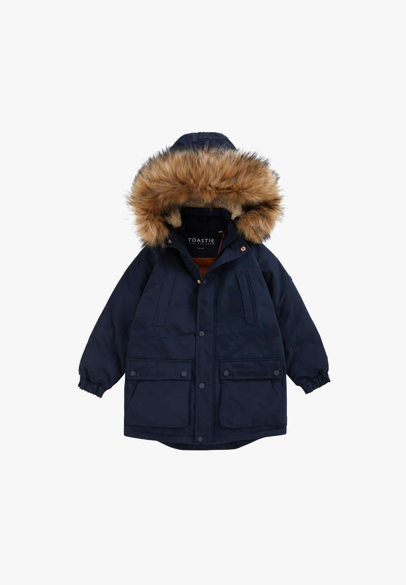 Töastie - NORTH STAR PARKA - Winter coat - dark blue