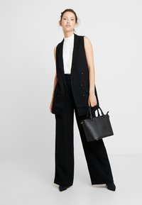 EDITED - LUCY TROUSERS - Bukse - black - 1