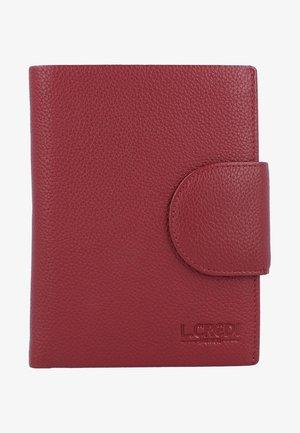 ALFREDO - Wallet - red