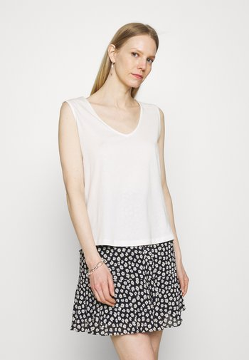 Top - off-white