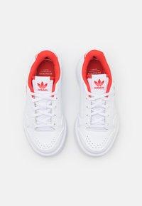 adidas Originals - NY 90 UNISEX - Zapatillas - footwear white - 3