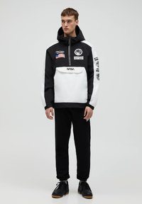 PULL&BEAR - NASA - Windbreaker - white - 1