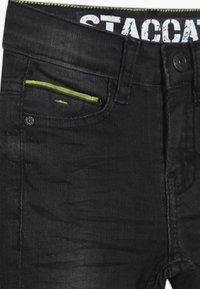 Staccato - KID - Jeans Skinny Fit - black denim - 3