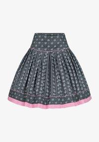Berwin & Wolff - Pleated skirt - anthrazit - 0