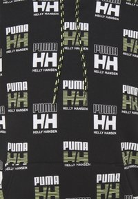 Puma - PUMA X HELLY HANSEN HOODIE - Hoodie - black - 2