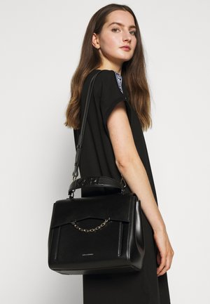 SEVEN TOP HANDLE - Handbag - black