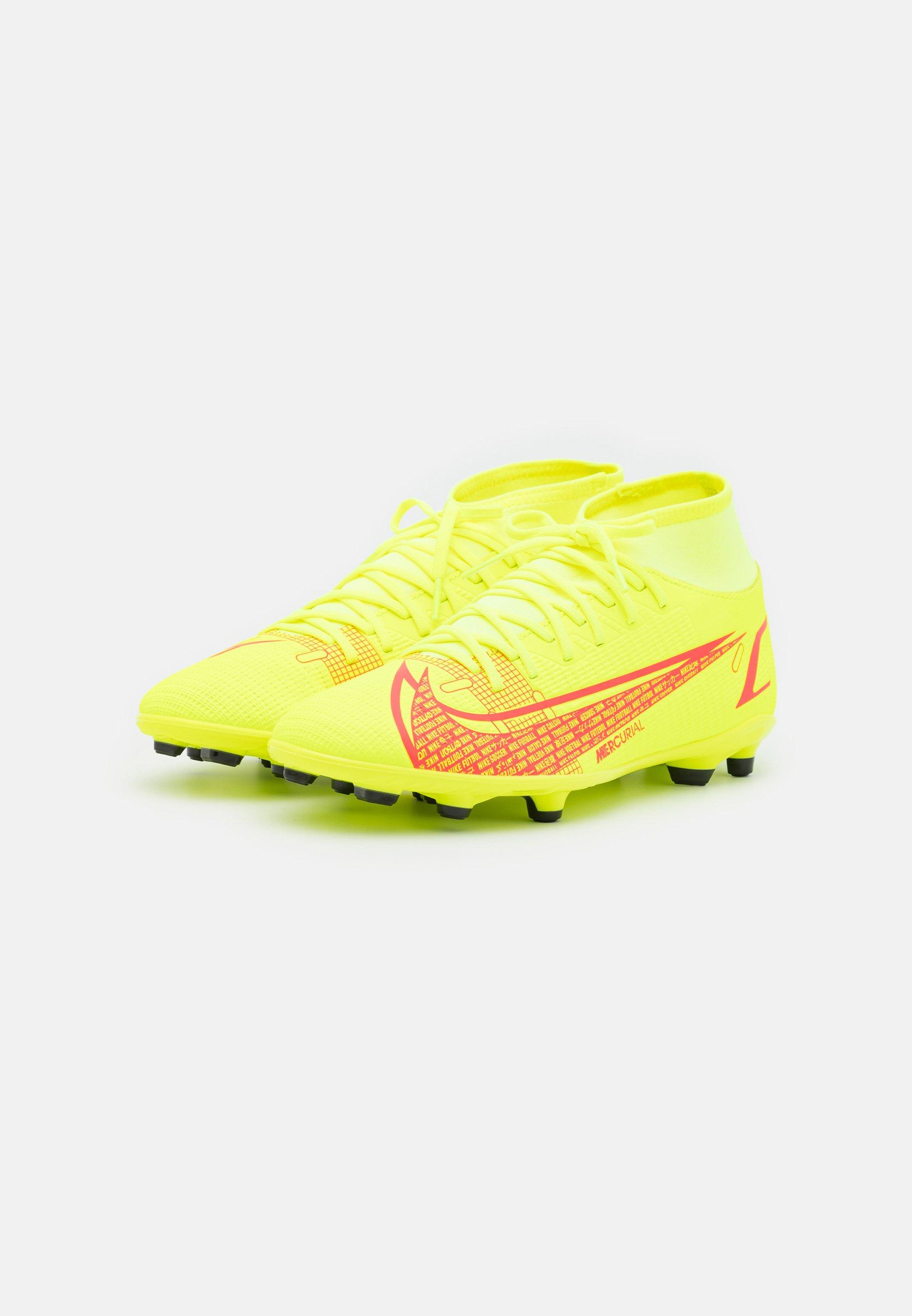 Herrer MERCURIAL 8 CLUB MG - Fodboldstøvler m/ faste knobber