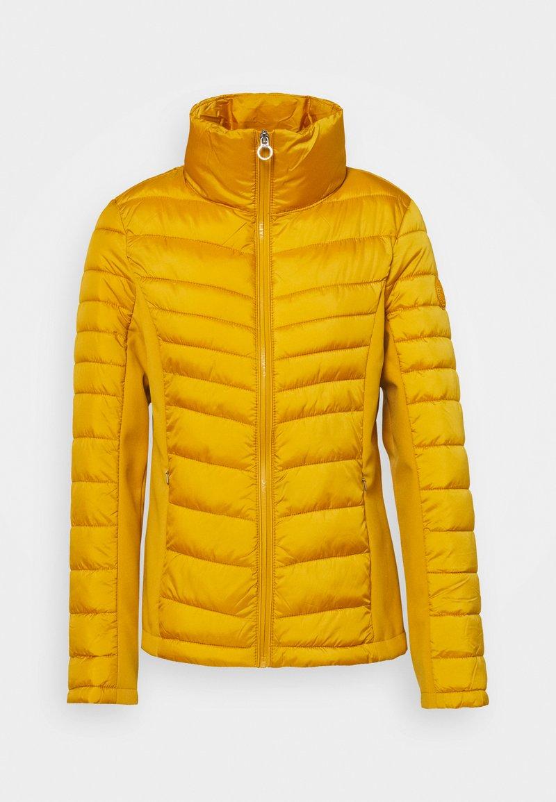 s.Oliver - Lett jakke - yellow