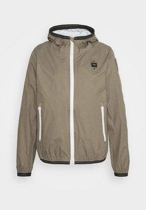 THERMOFIX WINDBREAKER - Summer jacket - olive
