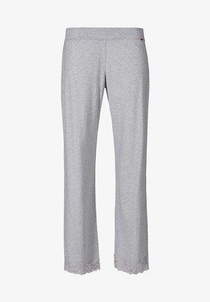 MIT SPITZE - Pyžamový spodní díl - stone grey melange