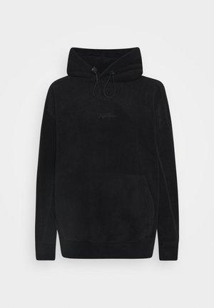 HOOD - Hættetrøjer - black