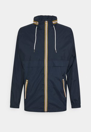 CRANE - Summer jacket - navy