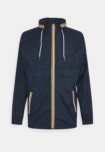 CRANE - Summer jacket - navy