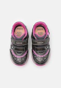 Geox - TODO GIRL - Zapatillas - dark grey - 3