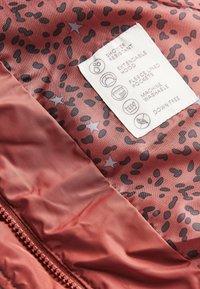 Next - Zimní kabát - pink - 3