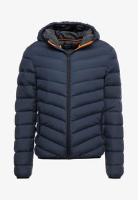 Brave Soul - MJK GRANTPLAIN - Winter jacket - navy - 4