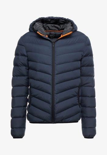 MJK GRANTPLAIN - Winter jacket - navy