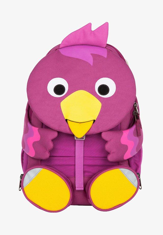 GROSSER FREUND VOGEL - Rucksack - purple