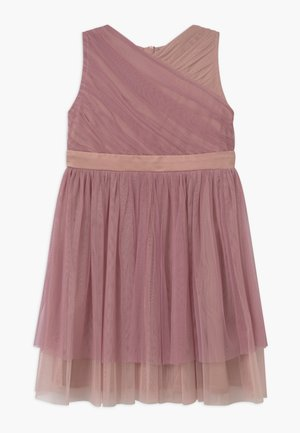 Cocktail dress / Party dress - purple/pink
