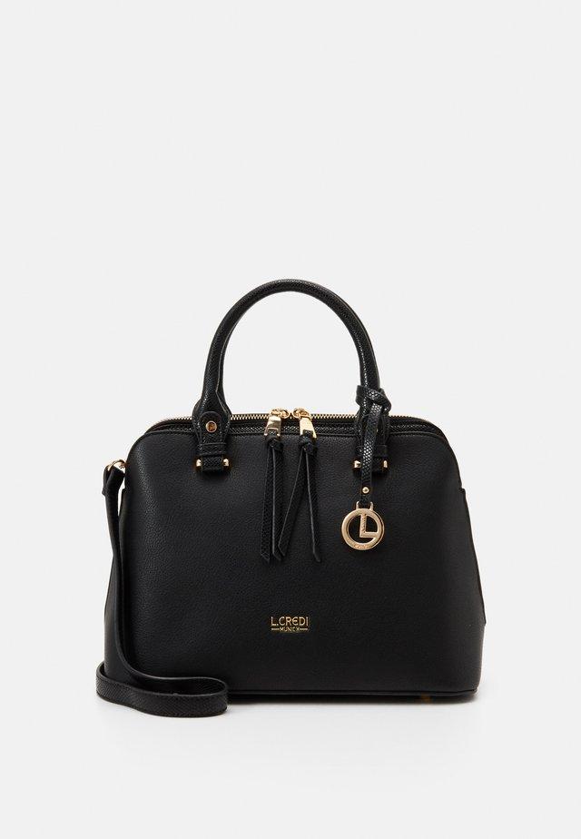 FLORIANA - Käsilaukku - black