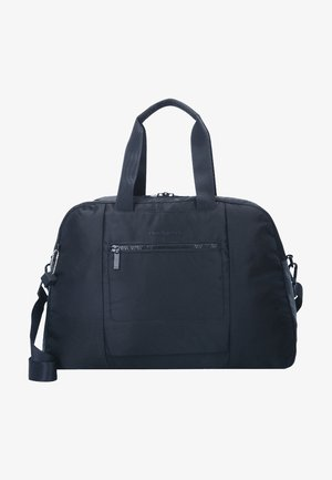 INTER CITY WANDERING  - Weekend bag - black